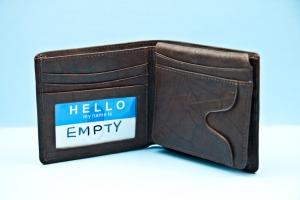 wallet-empty